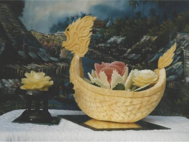 Ancient Dragon Boat